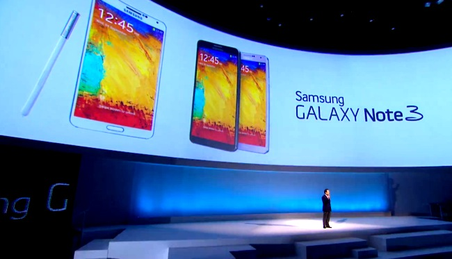 Samsung Galaxy Note 3 (hay Galaxy Note III)