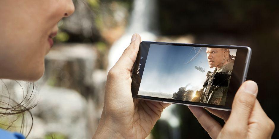Màn hình Sony Xperia Z2
