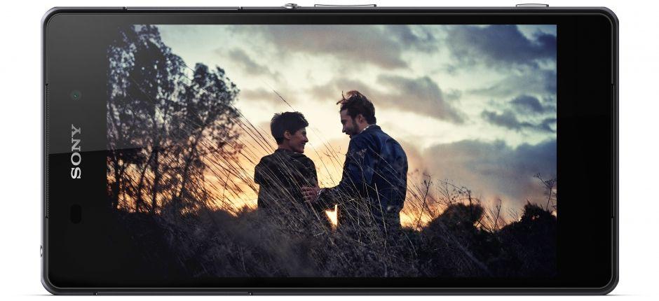 giao diện Sony Xperia Z2