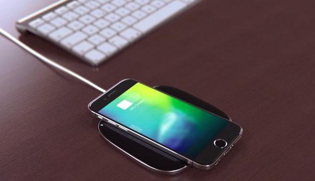 Foxconn đang sản xuất sạc không dây iPhone 8