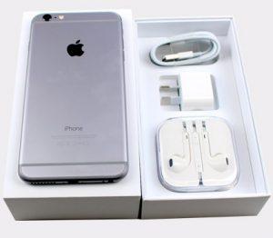 iPhone 6 gray