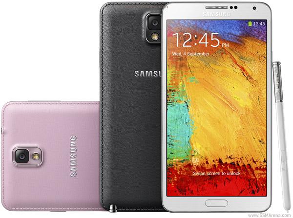 Samsung Galaxy Note 3 (hay Galaxy Note III)